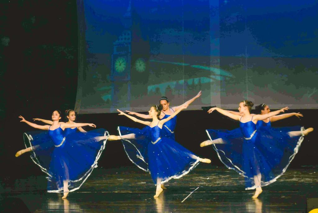 La notte - Queen (Classica; coreografia Paola Lorandi)